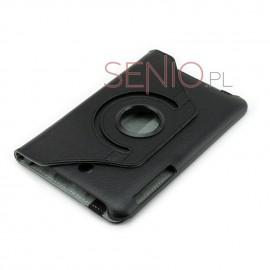 Dedykowane etui do tabletu Asus MeMo Pad HD 7.0 ME 173X – czarne, obrotowe,