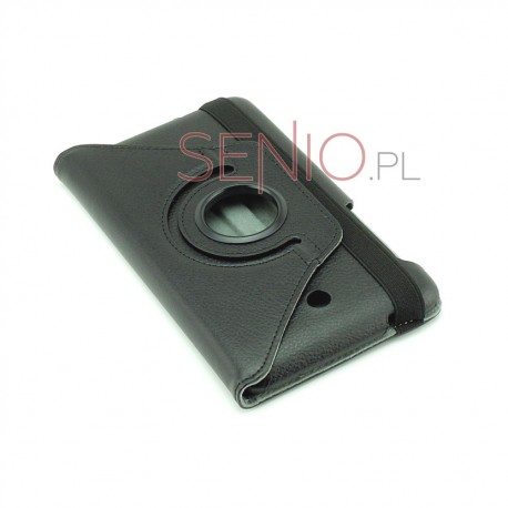 Dedykowane etui do tabletu Asus Fonepad 7.0 (FE375CG) – czarne, obrotowe, dopasowane