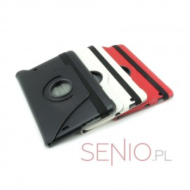 Dedykowane etui do tabletu LG G Pad (V700) 10.1 – czarne, obrotowe, dopasowane