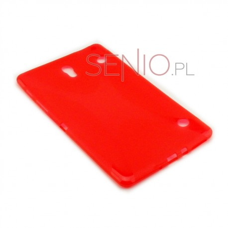 Dedykowane, silikonowe etui (plecki) do tabletu Samsung Galaxy Tab S (T705C,