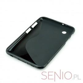 Dedykowane, silikonowe etui (plecki) do tabletu Samsung Galaxy Tab 2 7.0 (P3100)