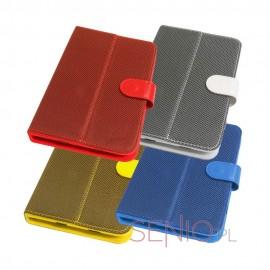 Etui z klawiaturą do tabletu 7 cali – 4 kolory