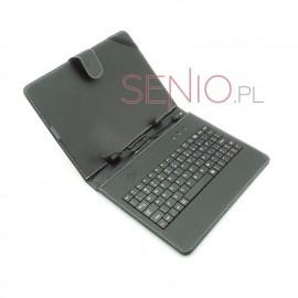 Etui z klawiaturą USB do tabletu 8 cali