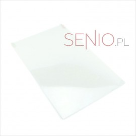 Folia uniwersalna do notebooków i ekranów LCD - 14,4 cala (16:10) 304 x 190 mm- poliwęglanowa,  ochronna, 2 sztuki