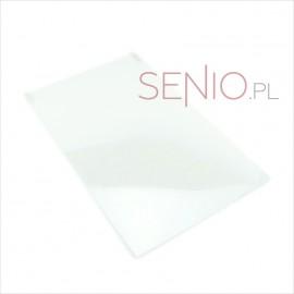 Folia uniwersalna do notebooków i ekranów LCD - 15,6 cala (16:9) 345 x 194 mm- poliwęglanowa,  ochronna, 2 sztuki