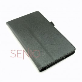 CZARNE dedykowane etui książkowe do tabletu Asus ZenPad Z170, Z170C