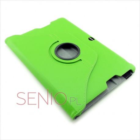 Dedykowane etui do tabletu Asus MeMO Pad Smart 10.0 (ME301T) – czarne, obrotowe