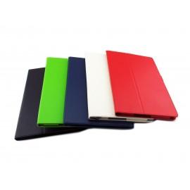 Pokrowiec do tabletu Sony Xperia Z4 - zamykany, książka, dedykowany, skóra ekologiczna, kolory