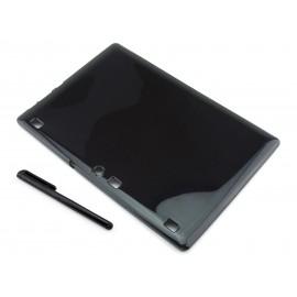 CZARNE etui elastyczne (plecki) na tablet Lenovo TAB3 10 Plus TB3-X70L