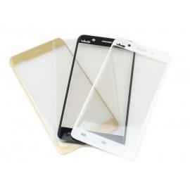 Szkło hartowane 3D do telefonu Vivo XPlay 5 na cały ekran, curved, w dobrej cenie