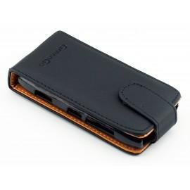 Pokrowiec z eko-skóry na telefon Nokia N8