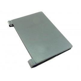Czarny książkowy pokrowiec na tablet Lenovo Yoga B8000