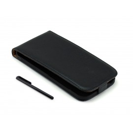 Pokrowiec z eko-skóry do telefonu HTC Desire 616 Dual SIM