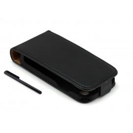 Pokrowiec z eko-skóry do telefonu LG L35 D150