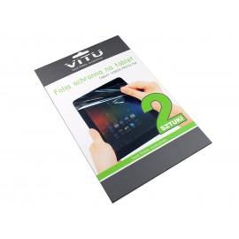 Folia ochronna do tabletu Lenovo TAB3 10 Plus TB3-X70L - chroniąca tablet, poliwęglan, dwie folie