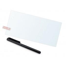 Dedykowane szkło hartowane do telefonu Sony Xperia Z1