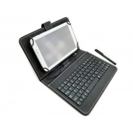 Etui z klawiaturą na tablet 7 – 7.85 cala – 3