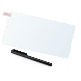 Szkło hartowane na telefon Sony Xperia E3 (tempered glass) + GRATISY