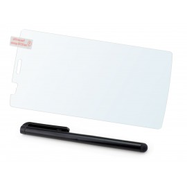 Szkło hartowane na telefon LG G4 (tempered glass) + GRATISY