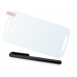 Szkło hartowane na telefon Motorola Moto G2 (tempered glass) + GRATISY