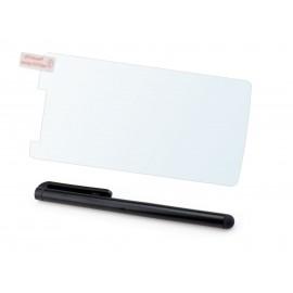 Szkło hartowane na telefon LG G3 mini (tempered glass) + GRATISY