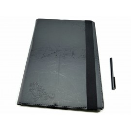 Ekskluzywny pokrowiec do tabletu Lenovo MiiX 520 z możliwością włożenia z klawiaturą