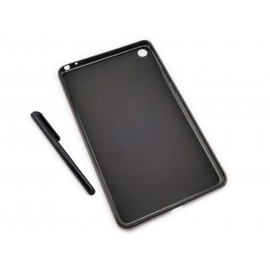 Czarne silikonowe etui do tabletu Xiaomi Mipad 4