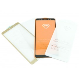 Szkło hartowane 3D do telefonu Samsung Galaxy A8+ (Plus) 2018 (SM-A730F)
