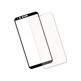Szkło hartowane 3D do telefonu OnePlus 5T w bardzo dobrej cenie, zaokrąglone, curved, tempered glass, 9H