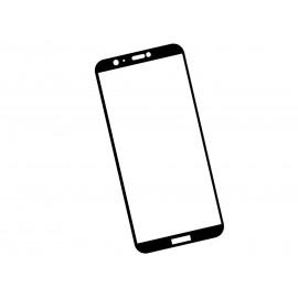 Szkło hartowane 3D do telefonu Huawei Enjoy 7S, na cały ekran, w dobrej cenie, 9H, curved, tempered glass