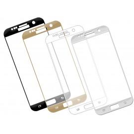 Szkło hartowane 3D do telefonu Samsung Galaxy S7 Edge, curved, 9H, na cały ekran, tempered glass w dobrej cenie