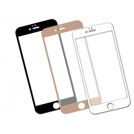 Szkło hartowane 3D do telefonu Apple iPhone 6/6s Plus  5,5 cala-na cały ekran, różne kolory,curved, 9H