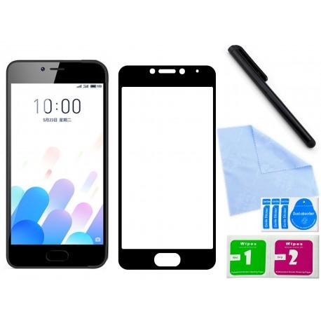Szkło hartowane 3D do telefonu Meizu Noblue A5 w dobrej cenie, tempered glass