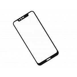 Zaokrąglone szkło hartowane 3D do telefonu Nokia X5 (2018),  Nokia 5.1 Plus, TA-1109 - curved, 9H, rempered glass
