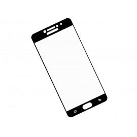 Zaokrąglone szkło hartowane 3D do telefonu Samsung Galaxy C7 Pro SM-C7010Z - tempered glass