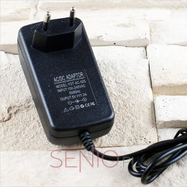 Ładowarka sieciowa do tabletu 5V 3A (3000mA) – wtyk micro USB