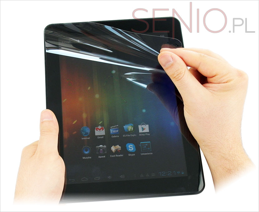 Folia ochronna do tableta Lenovo Yoga B8000