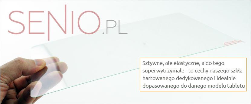 Elastyczne szkło hartowane do tabletu Lenovo Tab 3 TB3-850M / TB3-850F