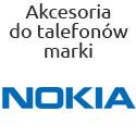 Akcesoria do telefonów firmy Nokia