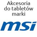 Akcesoria na tablety firmy MSI