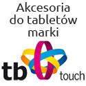 Akcesoria na tablety firmy TB Touch