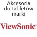 Akcesoria na tablety firmy ViewSonic