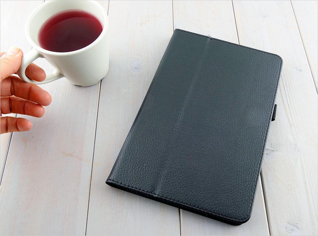CZARNE etui do tabletu Apple iPad mini 5 (7,9 cala)