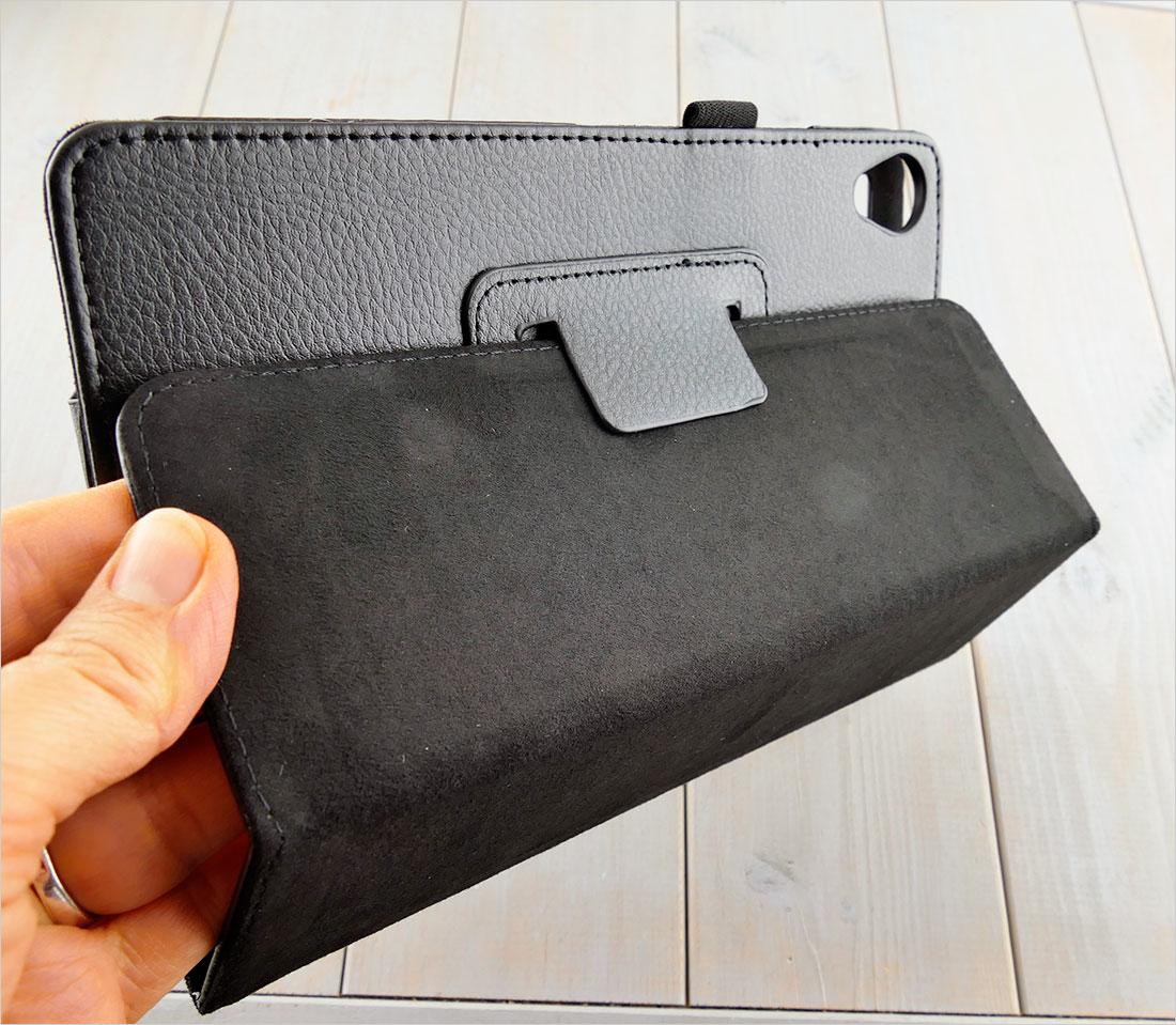etui z eko-skóry na tablet Huawei MediaPad M6 8,4 cala