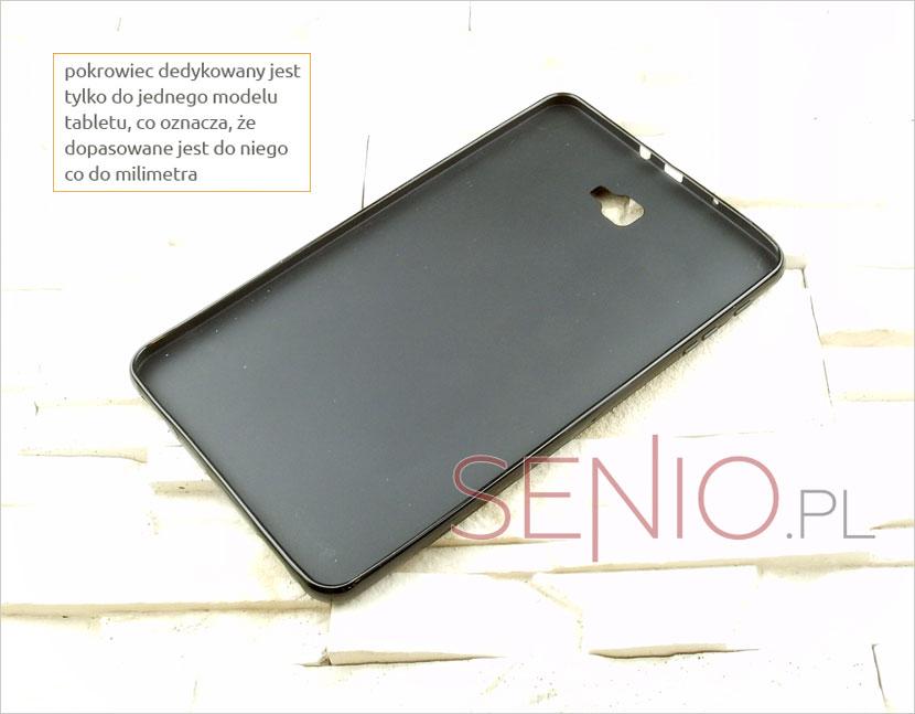 Etui silikonowe do tabletu Samsung Galaxy Tab A 6 (T580 / T585) 10 1