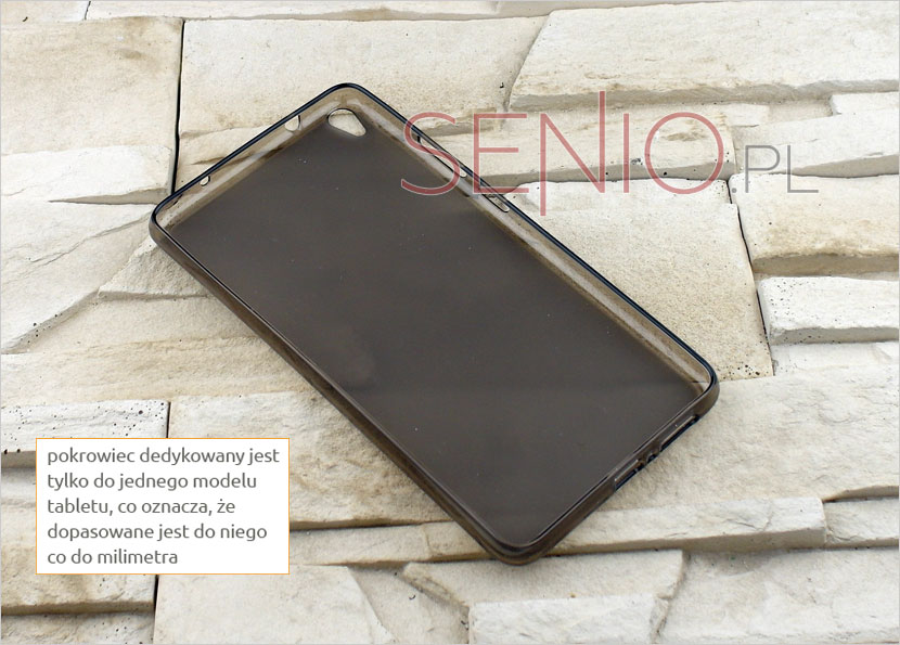 Etui elastyczne na phablet Lenovo PHAB PB1-750N 6,98 cala