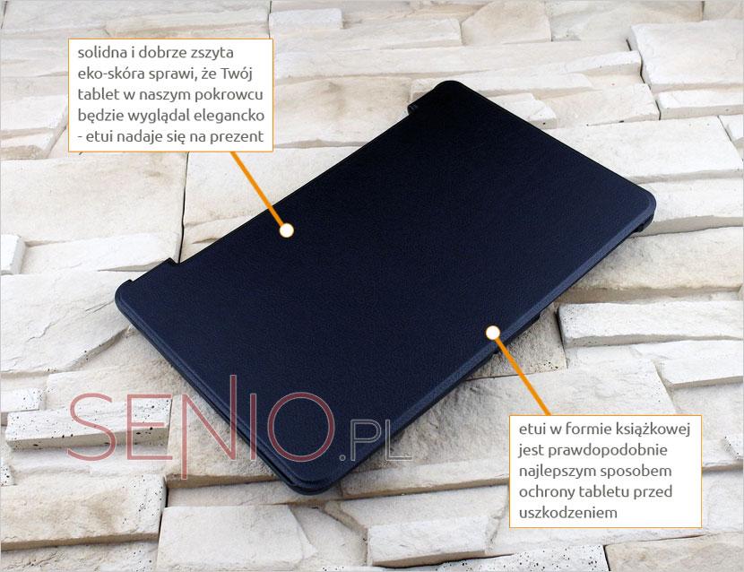 etui zamykane na tablet  LG G Pad X2