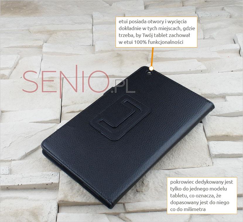 pokrowiec zamykany na tablet Lenovo Tab 3 TB3-850M
