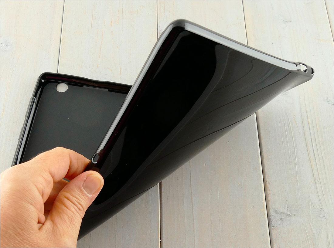 pokrowiec na tablet z gumy