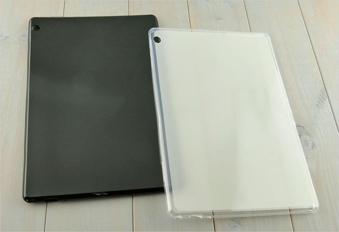 pokrowiec z plastiku na tablet Lenovo M10 TB-X605 TB-X605F TB-X605L 10.1 cala